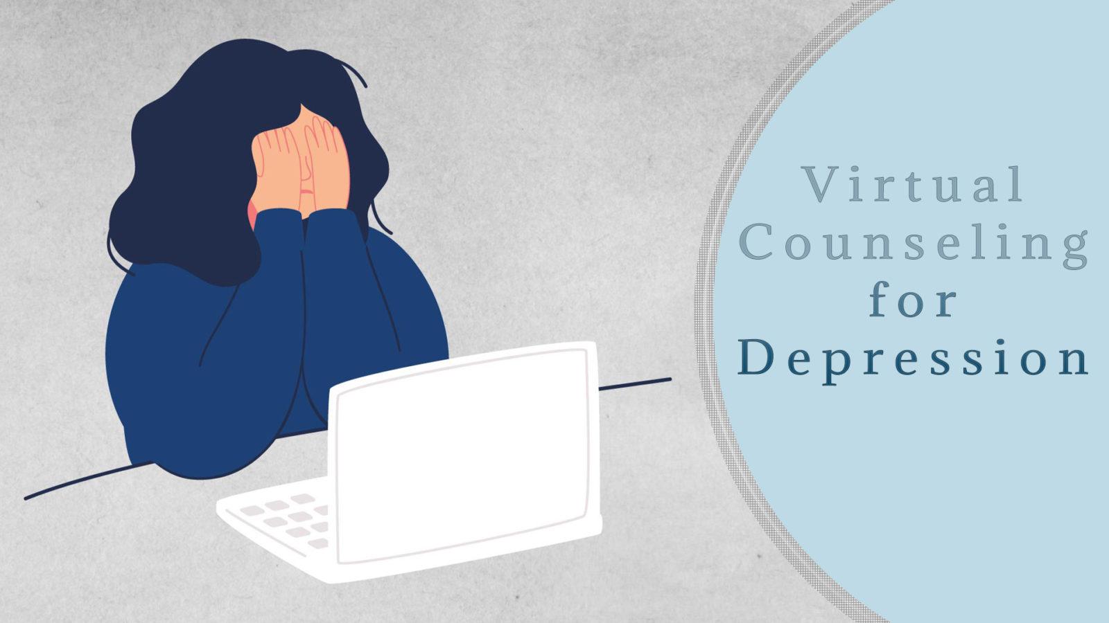depression counseling virtual