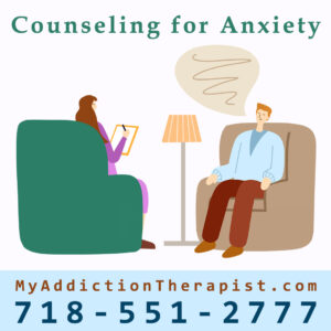 counseling for panic attacks / anxiety new york
